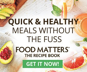 Food matters wellwood health fmrbmealswithoutfuss300x250 food matters the recipe book forumfinder Choice Image